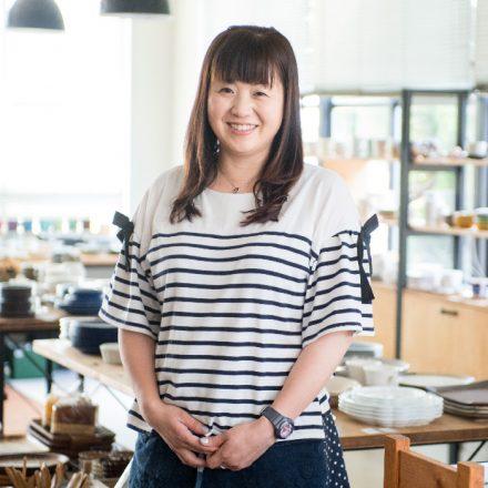 藤田陶器株式会社 藤田 裕子