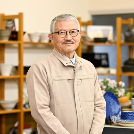 昭和製陶株式会社 加藤 源一郎